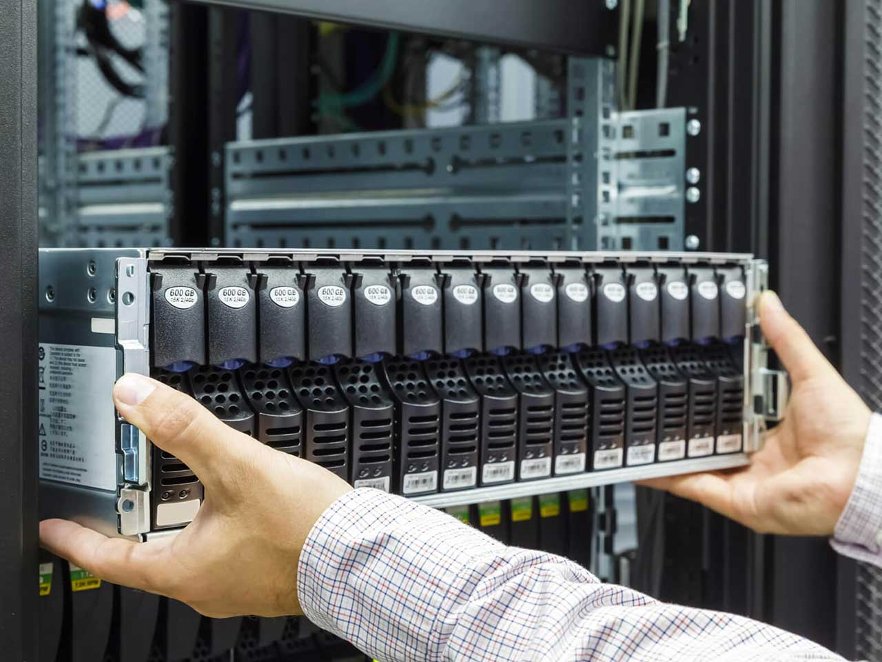 Structured Cabling & Fiber Infrastructure
